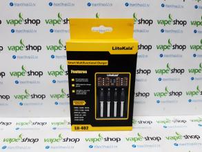 Зарядное устройство LiitoKala Lii-402 4x (универсальное для всех аккумуляторов)